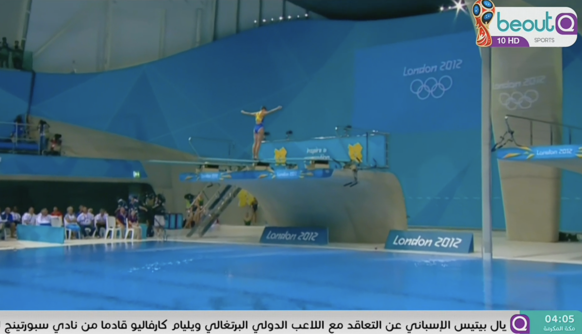 Olympics London 2012 - Womens Diving (2)