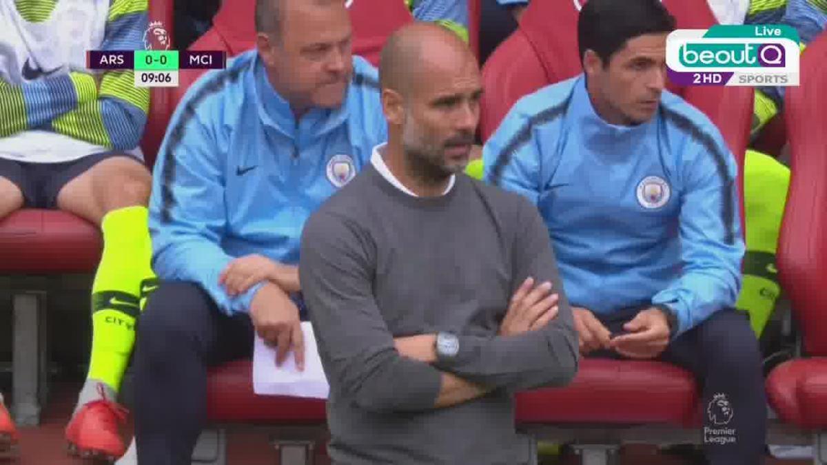 beoutQ - Pep Guardiola